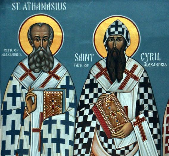 Αποτέλεσμα  εικόνας για Ο Άγιος Κύριλλος  ΑΛΕΞΑΝΔΡΕΙΑΣ ΕΙΚΟΝΕΣ